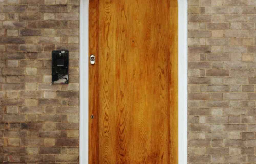 Planning for a new front door?